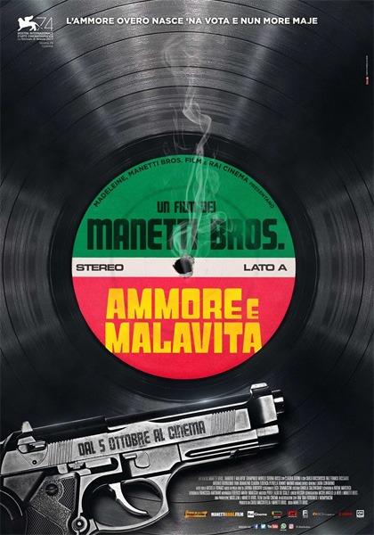 Ammore e Malavita, Manetti Bros