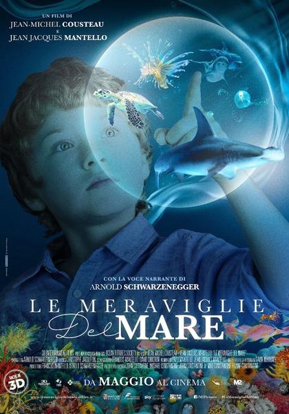 Le meraviglie del mare di Jean-Michel Cousteau e Jean-Jacques Mantello